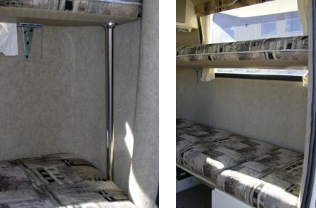Bunk Beds With Support Trillium Trailers