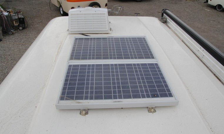 uv power panel trillium