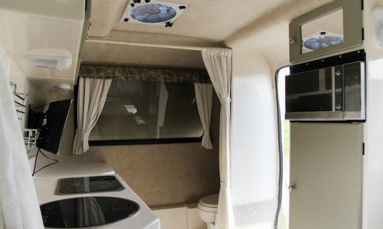 trillium outback trailer with bathroom